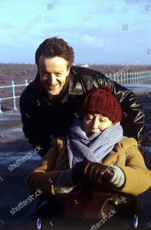 'Watching'  - Malcolm [Paul Bown], Aunty Peggy [Elizabeth Spriggs]