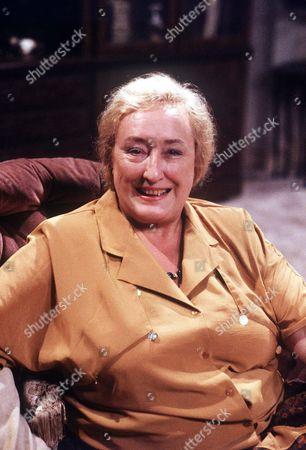 'Watching' - Elizabeth Spriggs as Aunty Peggy.