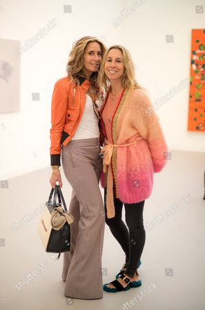 Editorial image of Frieze VIP Preview, London, UK - 04 Oct 2017
