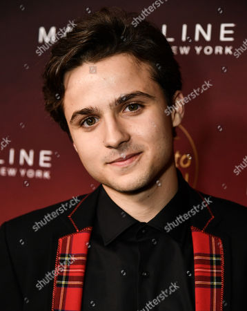 Stock Photo of Dylan Schmid