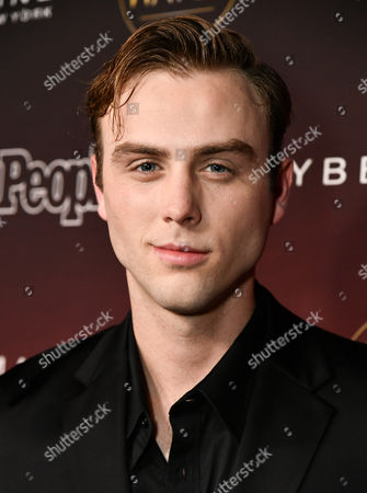 Editorial image of PEOPLE's Ones to Watch Party presented by Maybelline New York at NeueHouse, Arrivals, Los Angeles, USA - 04 Oct 2017