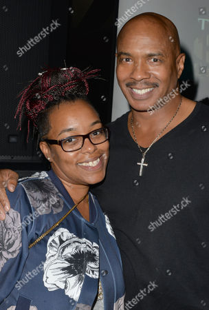 Stock Picture of Ray Chew, Jaynell Grayson
