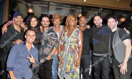 Editorial image of Hot Havana Night Listening Party, Los Angeles, USA - 03 Oct 2017