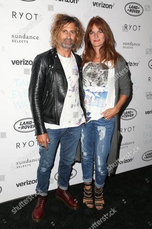 Todd DiCiurcio and Megan DiCiurcio