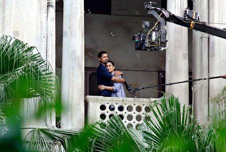 Kareena Kapoor and Sumeet Vyas
