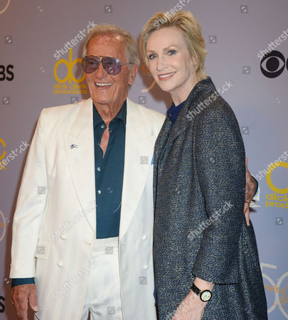 Pat Boone and Jane Lynch