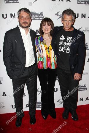 Benedict Andrews (Director), Jean Doumanian (Producer) and Ben Mendelsohn
