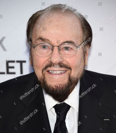 Stock Image of James Lipton attends the New York City Ballet's Fall Fashion Gala at the David H. Koch Theater, in New York