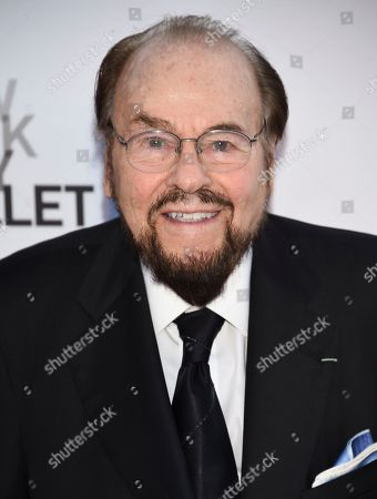Stock Photo of James Lipton attends the New York City Ballet's Fall Fashion Gala at the David H. Koch Theater, in New York