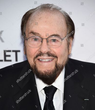 James Lipton attends the New York City Ballet's Fall Fashion Gala at the David H. Koch Theater, in New York