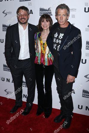 Benedict Andrews, director, Jean Doumanian, producer and Ben Mendelsohn