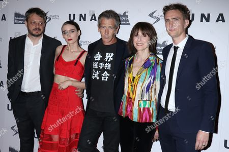 Benedict Andrews, director, Rooney Mara, Ben Mendelsohn, Jean Doumanian, producer and guest