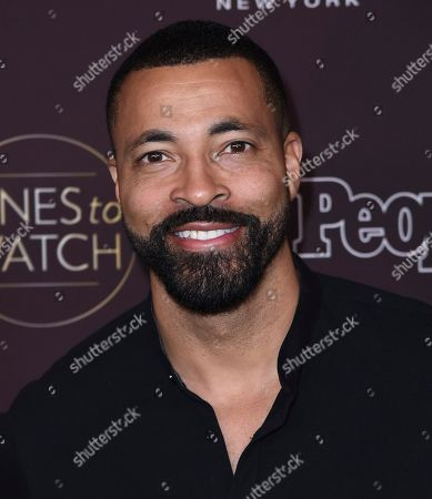 "Timon Kyle Durrett arrives at the 5th annual People Magazine ""Ones To Watch"" party at NeueHouse Hollywood, in Los Angeles"