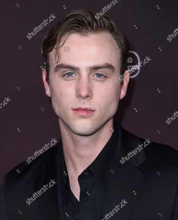 """Sterling Beaumon arrives at the 5th annual People Magazine """"Ones To Watch"""" party at NeueHouse Hollywood, in Los Angeles"""