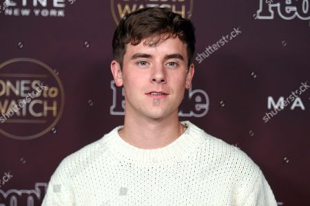 "Connor Franta arrives at the 5th annual People Magazine ""Ones To Watch"" party at NeueHouse Hollywood, in Los Angeles"