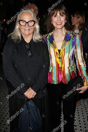 Brigitte Lacombe and Jean Doumanian