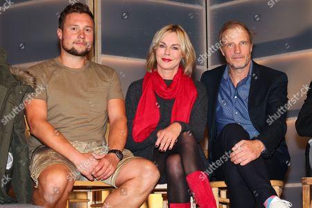 Editorial picture of Press conference of theatre Komoedie im Bayerischen Hof, Munich, Germany - 04 Oct 2017