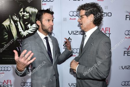 """Editorial picture of 2014 AFI Fest - """"A Most Violent Year"""" - Red Carpet, Los Angeles, USA"""