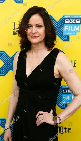 """Ally Sheedy walks the red carpet for """"The Breakfast Club"""" 30th Anniversary Restoration World Premiere during the South by Southwest Film Festival on in Austin, Texas"""