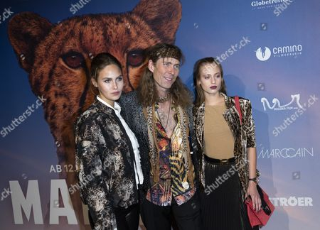 Elena Carriere, Matto Barfuss,Cosima Auermann