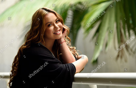 "Singer and television personality Janney ""Chiquis"" Rivera poses for a portrait in Los Angeles. Rivera, the daughter of the late Jenni Rivera, is promoting 'Jenni Rivera: Unforgettable, Baby!,"" a photo book that for the first time shows a picture of Fernando, Jenni Rivera's on and off boyfriend for about 10 years. The book was edited by The Jenni Rivera Estate and published by Atria Books on October 27"