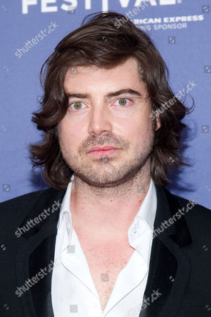 "Victor Kubicek attends the premiere of ""In God We Trust"" during the 2013 Tribeca Film Festival at the SVA Theatre on in New York"