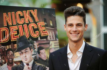 Editorial image of LA Premiere of Nicky Deuce, Los Angeles, USA