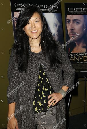 """Hettienne Park attends a special screening of """"Any Day Now"""" at the Sunshine Landmark Theater on in New York"""