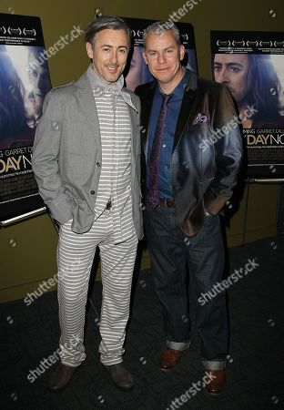 "Stock Picture of Alan Cumming and Travis Fine attend a special screening of ""Any Day Now"" at the Sunshine Landmark Theater on in New York"