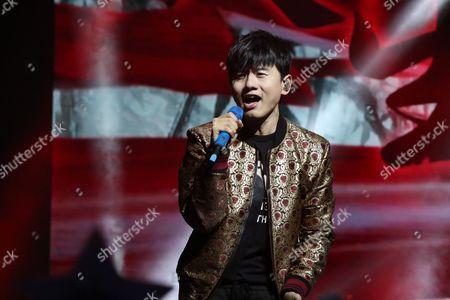Stock Photo of Zhang Jie