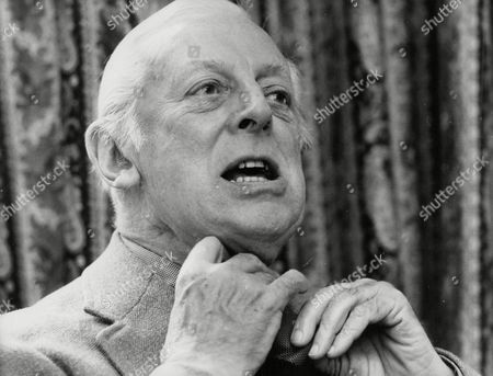 Alistair Cooke Journalist Broadcaster And Writer. Box 758 722051715 A.jpg.
