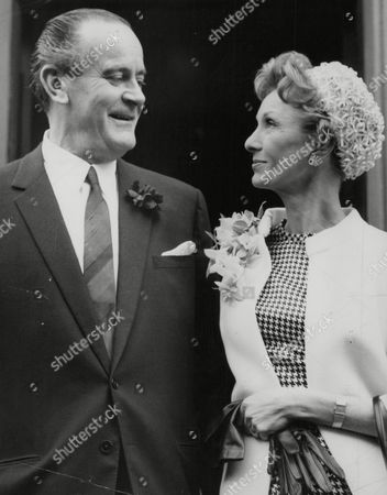 Editorial picture of Wedding Of Actress Georgina Cookson To Derek Mitchell Chairman Of Bury And Masco Industries. Box 757 718051742 A.jpg.