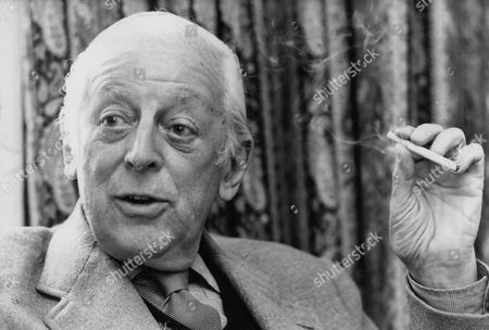 Alistair Cooke Journalist Broadcaster And Writer. Box 758 72205173 A.jpg.