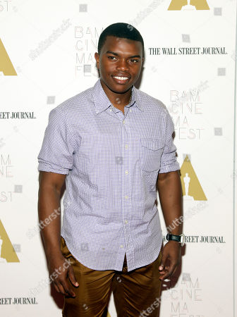 """Actor Marc John Jefferies attends a screening of """"Do The Right Thing"""" at BAMcinemaFest 2014, in New York"""