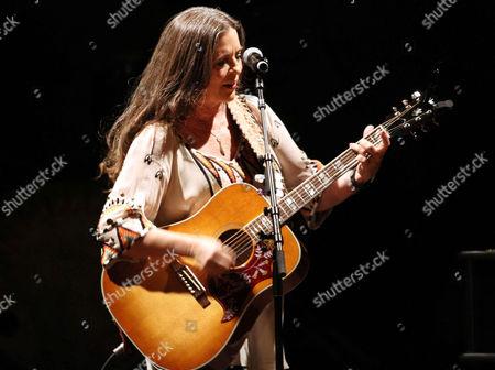 Carlene Carter performs at the Fox Theatre, in Atlanta