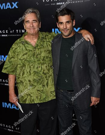 """Editorial picture of LA Premiere of """"Voyage of Time: The IMAX Experience"""" - Arrivals, Los Angeles, USA"""