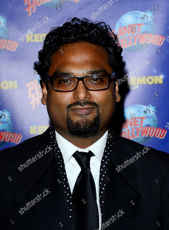 Paul Angunawela poses at the Keith Lemon: The film UK Premiere Afterparty at the Planet Hollywood on in London