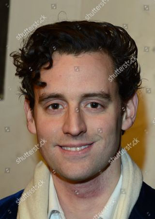 Stock Picture of Simon Ambrose seen at the The Fayre of St James Charity Concert presented by the Quintessentially Foundation at St James's Church, in London