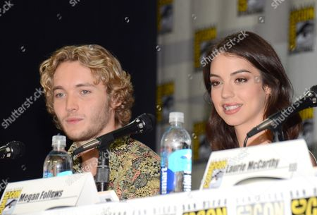 "Editorial photo of 2014 Comic-Con - ""Reign"" Panel, San Diego, USA"