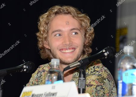 "Stock Photo of Toby Regbo attends the ""Reign"" panel on Day 1 of Comic-Con International, in San Diego"