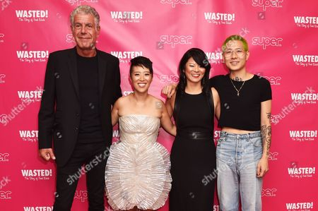 Editorial picture of 'Wasted: The Story of Food Waste' film premiere, Arrivals, New York, USA - 05 Oct 2017