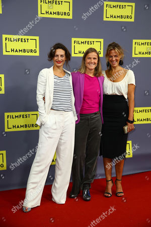 Stock Picture of Catrin Striebeck, Karoline Eichhorn and Janna Striebeck