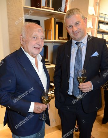 Jacques Bahbout and Jason Ward