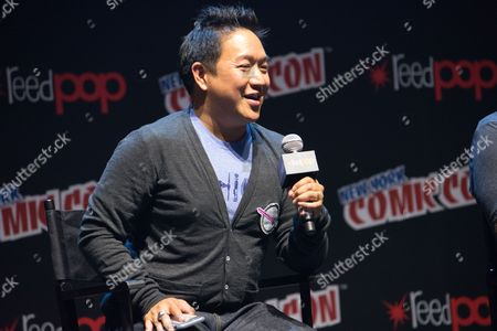 Editorial photo of 'Comic Book Men' TV series panel, New York Comic Con, USA - 05 Oct 2017