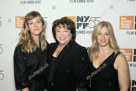 Stock Picture of Emma Pildes (Producer), Susan Lacy (Director), Jessica Levin (Producer)