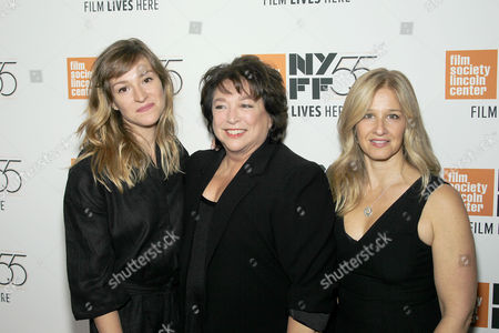 Stock Image of Emma Pildes (Producer), Susan Lacy (Director), Jessica Levin (Producer)