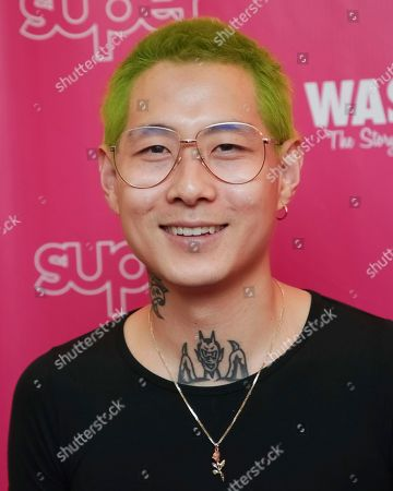 """Chef Danny Bowien attends the premiere of """"Wasted! The Story of Food Waste"""" at the Alamo Drafthouse Cinema, in New York"""