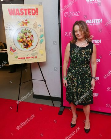 """Editorial image of NY Premiere of """"Wasted! The Story of Food Waste"""", New York, USA - 05 Oct 2017"""