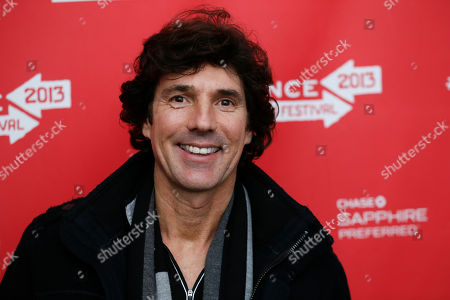 """Cast member Bobby Williams poses at the premiere of """"Running From Crazy"""" during the 2013 Sundance Film Festival on in Park City, Utah"""