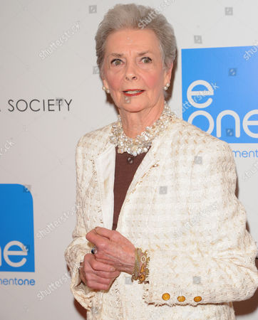 "Bergdorf Goodman personal shopper Betty Halbreich attends the ""Scatter My Ashes At Bergdorf's"" premiere at Florence Gould Hall on in New York"